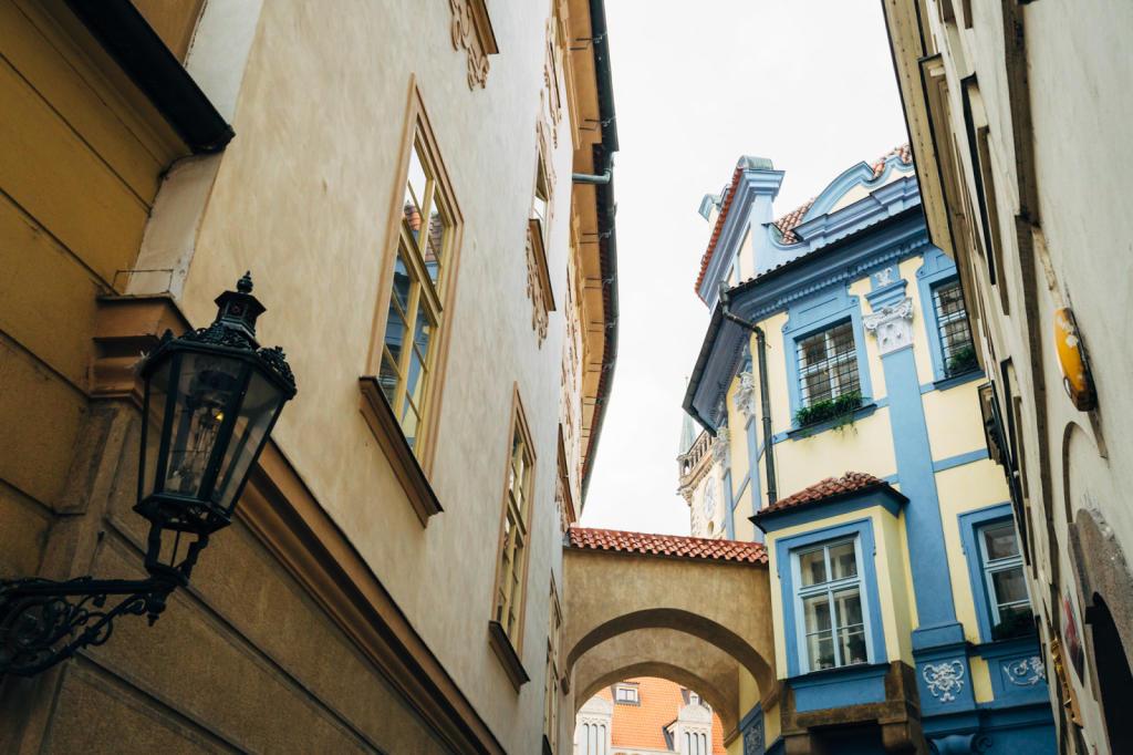 Прага, Чехия, 2014
